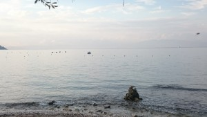 Tarsanas beach Thassos
